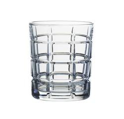 acquista online Bicchiere da whisky in vetro trasparente Timesquare 32cl