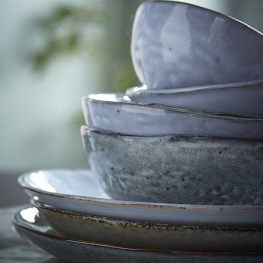 Achat en ligne Assiette à dessert Nori verte 21cm