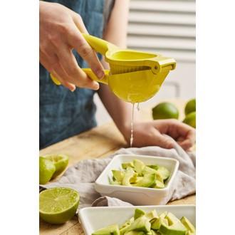 Presse citron manuel jaune