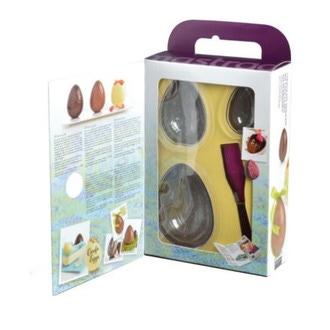 MASTRAD - Kit d'œufs en chocolat