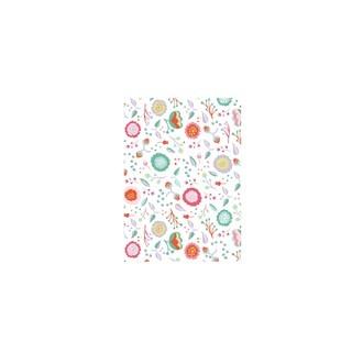 Bloc notes A6 Romantic flower