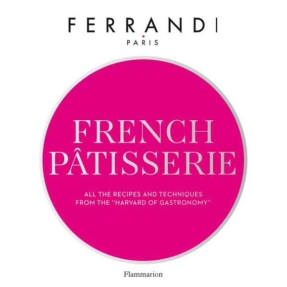 Livre de cuisine Pâtisserie Ferrandi