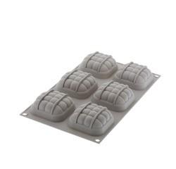 compra en línea Mini molde de silicona 3D colchón Eleganza (30 x 17,5 cm)