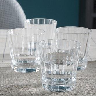 Gobelet en cristal macassar, 32cl