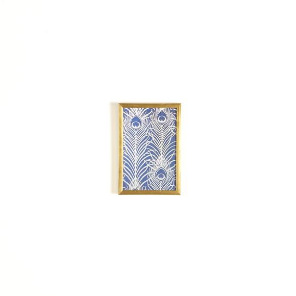 acquista online Portafoto in PVC dorato 10x15cm