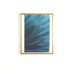 Achat en ligne Cadre photo Lila PVC doré 21x29,7cm