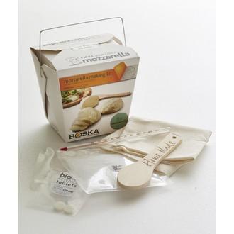 Set fabriquer sa mozarella Explore cuillère en bois + ingrédients