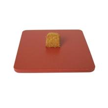 Achat en ligne Couvercle pour boite à bijoux en bois carré orange