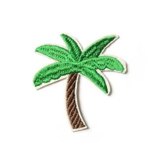 LA PETITE EPICERIE - Ecusson thermocollant palmier