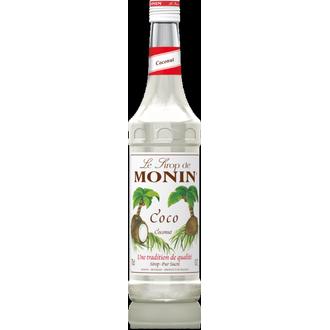 MONIN - Sirop goût coco 70 cl