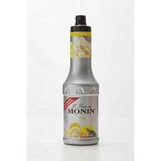 MONIN - Purée de fruit goût yuzu 500ml