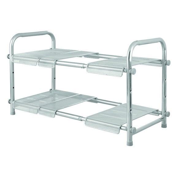 Cestello sotto lavello estensibile 2 livelli
