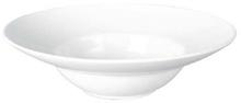 Achat en ligne Bol à pâtes en porcelaine blanche, 26cm