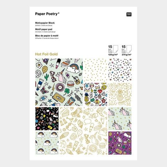 Bloc papier magical,illustrations