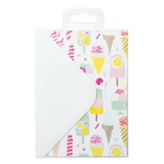 Rico Design - Kit de 12 cartes A6/C6 magical summer