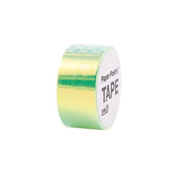 Masking tape arc en ciel vert