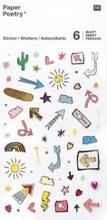 Achat en ligne Stickers agenda magical summer flèches