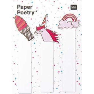 Rico Design - Sticky notes magical mixte 50 feuilles