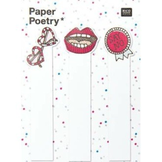 Rico Design - Sticky notes magicalcool girl 50 feuilles
