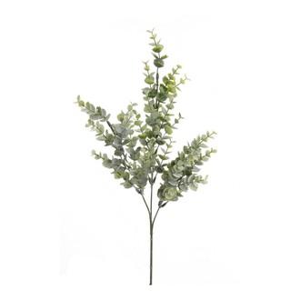 Tige artificielle eucalyptus ramifié vert 68cm
