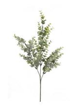 Achat en ligne Tige artificielle eucalyptus ramifié vert 68cm
