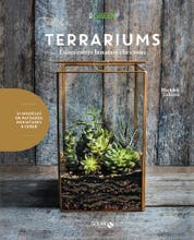 Achat en ligne Livre Terrariums, Faîtes entrer la nature chez vous