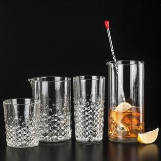 Verre mélangeur transparent CARATS 75cL