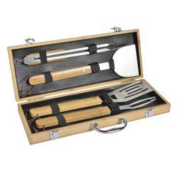 compra en línea Maletín de utensilios para barbacoa Mastrad (43 x 17 cm)