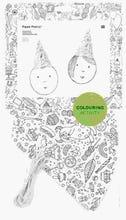 Achat en ligne Chapeaux de fête à colorier