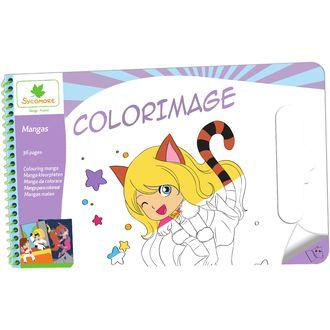 Colorimage mangas 36 pages