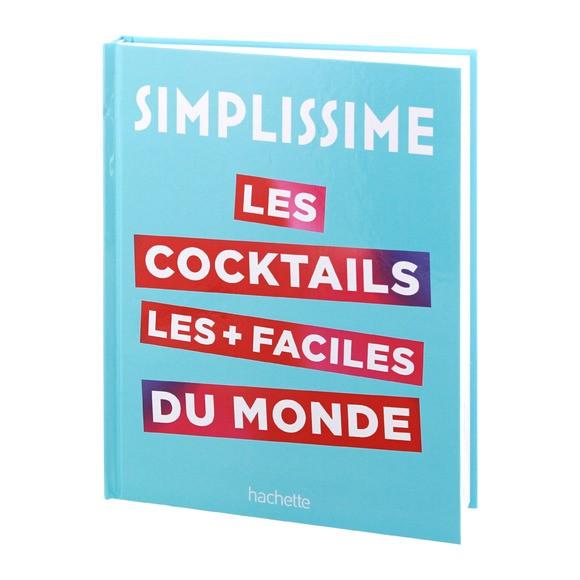 livre cocktails plus facile monde Simplissime