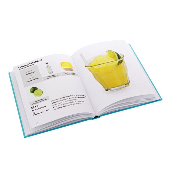 livre cocktails plus facile monde Simplissime