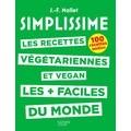 livre veggie Simplissime