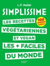 Achat en ligne livre veggie Simplissime