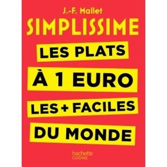 livre recette à 1€ les plus faciles au monde
