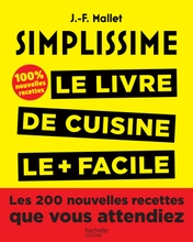 Achat en ligne livre 200 nouvelles recettes Simplissime