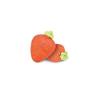 Delices maxi fraisy guimauves fraises  198gr 16,8cm