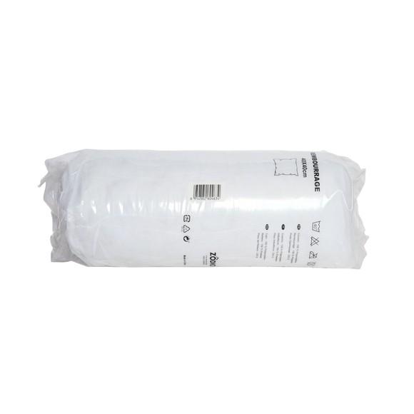 Coussin de rembourrage polyester 40x40 cm