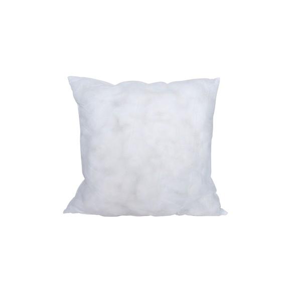Imbottitura per cuscino quadrata in poliestere 40x40cm