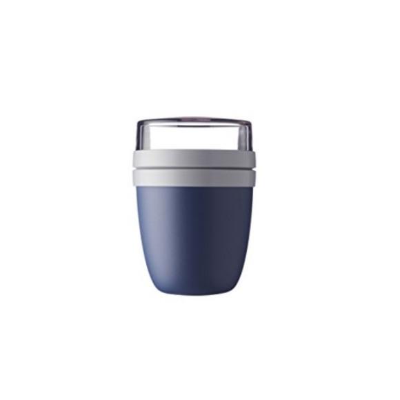 Porta pranzo blu 0,7L