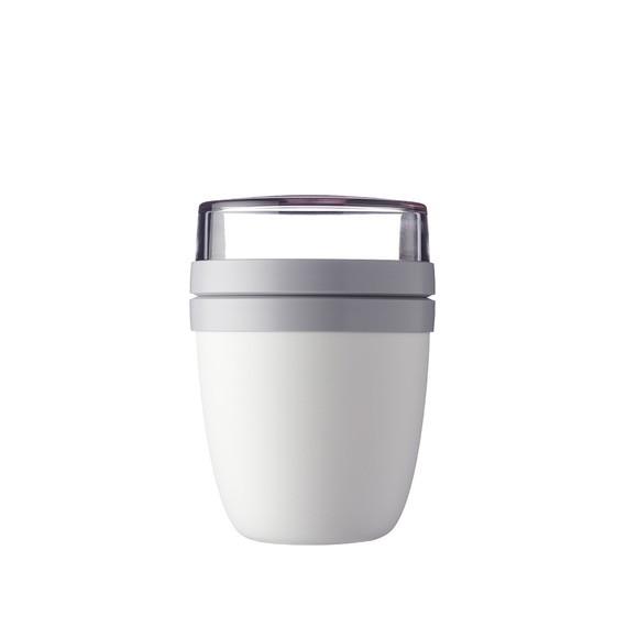 Achat en ligne Lunchpot Ellipse blanc 0,7L