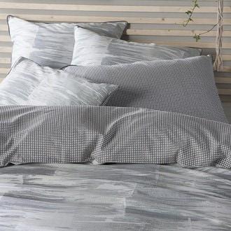 Maom - taie d'oreiller carrée en percale sablefin 65x65cm