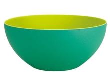 Achat en ligne Saladier bambou 29,8x13,3cm vert et vert pomme