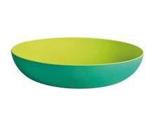 Achat en ligne Saladier bambou 32x7,3cm vert et vert pomme