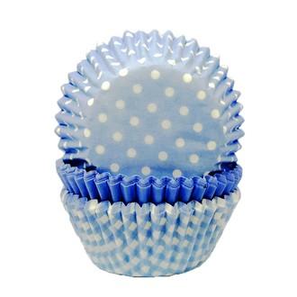 Caissettes à cupcakes baby boy bleu