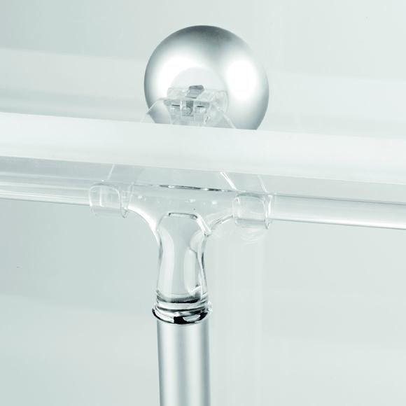 acquista online Raschietto per doccia con ventosa Metro Ultra