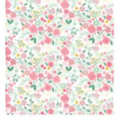 acquista online Tovaglioli di carta motivo floreale, 20pz. 33x33 cm