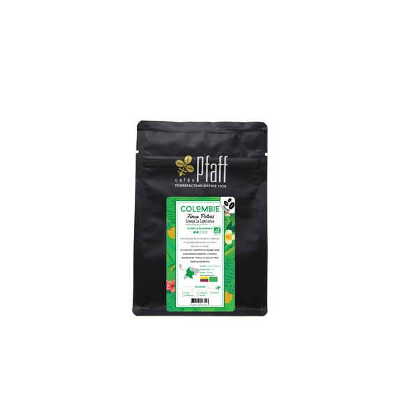 Colombie finca potosi bio grains 250g