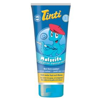 TINTI- Savon pour peindre bleu