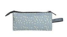 Achat en ligne Trousse de toilette en coton enduit tempête 25x12x14cm